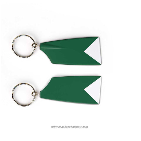Michigan State University Men Rowing Team Keychain (STATE)