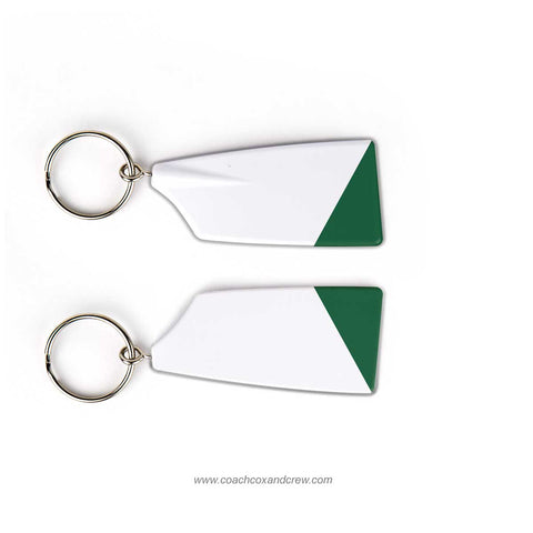 Michigan State University Women's Rowing Team Keychain (MI)
