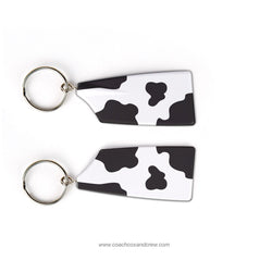 Middlebury College Crew Rowing Team Keychain (VT)