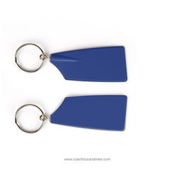 Milwaukee Rowing Club Rowing Team Keychain (WI)