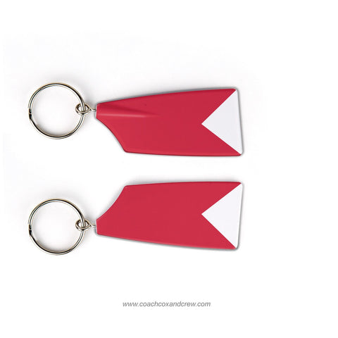 Minnesota Boat Club Rowing Team Keychain (MN)