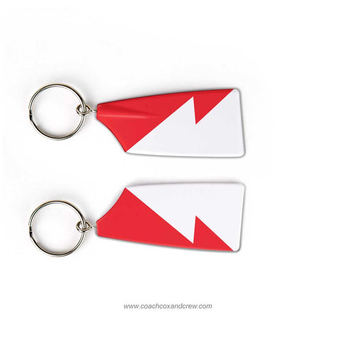 Montreal Rowing Club Rowing Team Keychain (CAN)