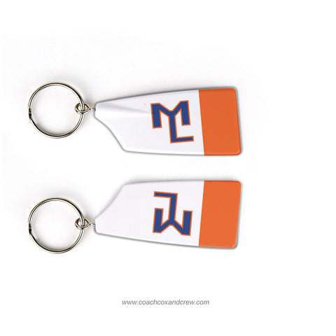 Mountain Lakes Rowing Club Rowing Team Keychain (NJ)