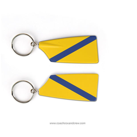 Murray State University Crew Rowing Team Keychain (KY)