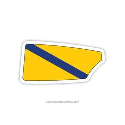 Murray State University Crew Oar Sticker (KY)