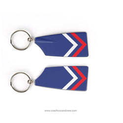 National Cathedral School Rowing Team Keychain (DC)