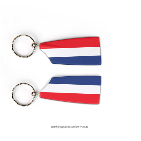 Netherlands National Rowing Team Keychain