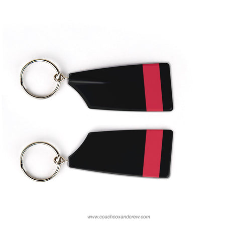 New Canaan High School Rowing Team Keychain (CT)