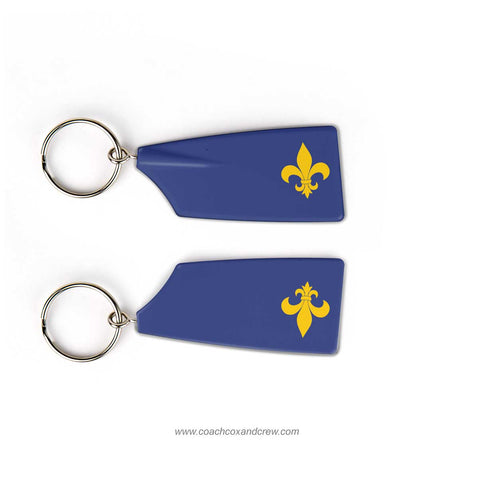 New Orleans Rowing Club Team Keychain (LA)