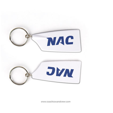 Newport Aquatic Center Rowing Team Keychain (CA)