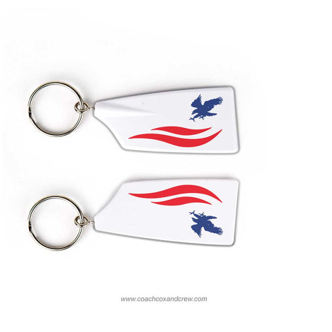 Newport Sea Base Rowing Team Keychain (CA)