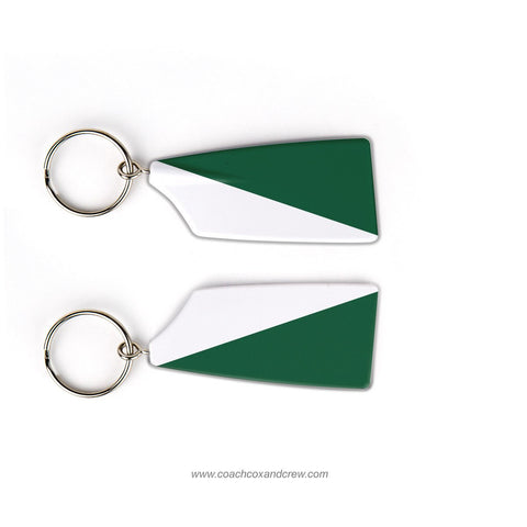 Nichols School Crew Rowing Team Keychain (NY)