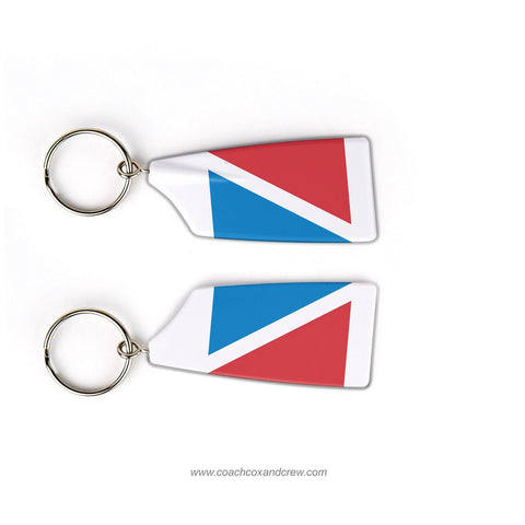 Noank Rowing Club Rowing Team Keychain (CT)