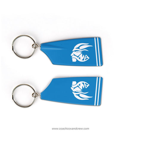 North Arlington Crew Rowing Team Keychain (NJ)