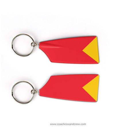 North Catholic High School Rowing Team Keychain (PA)