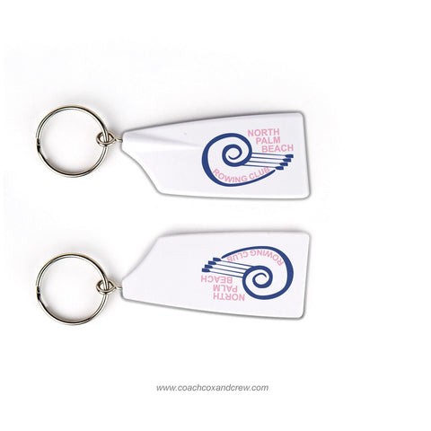 North Palm Beach Rowing Club Rowing Team Keychain (FL)