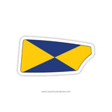 North Hampton Crew Oar Sticker (MA)