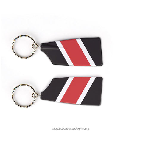 Northeastern University-Men Rowing Team Keychain (MA)