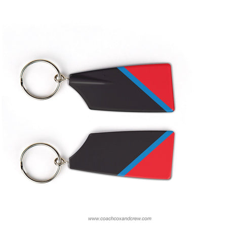 Northfield Mount Hermon School Rowing Team Keychain (MA)