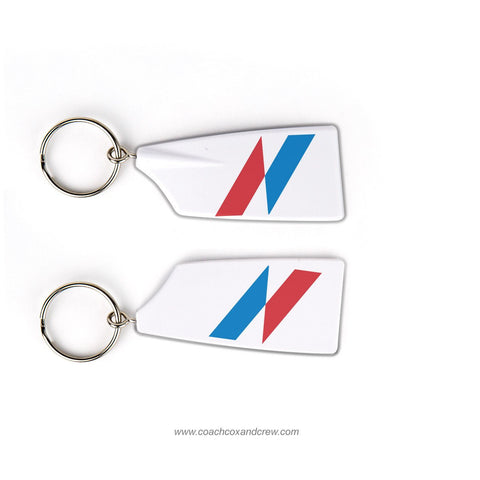 Norwalk River Rowing Association Rowing Team Keychain (CT)