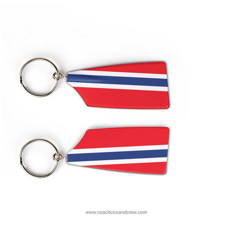 Norwway National Rowing Team Keychain