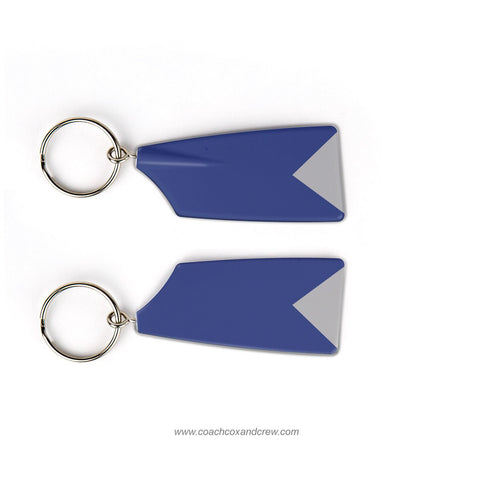 Oakcrest Falcon High School Rowing Team Keychain (NJ)