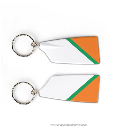 Oakland Strokes Rowing Team Keychain (CA)