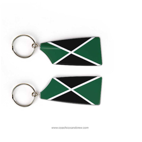 Ohio University Men Rowing Team Keychain (OH)