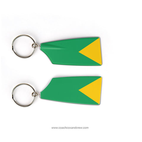 Our Lady of Mercy Academy Rowing Team Keychain (NJ)