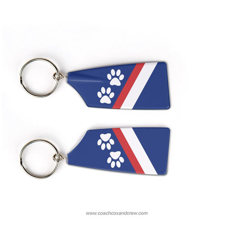 Our Lady of Mercy HS Rowing Team Keychain (NY)
