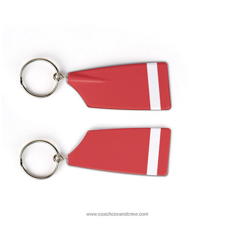 Pacific Rowing Club Rowing Team Keychain (CA)