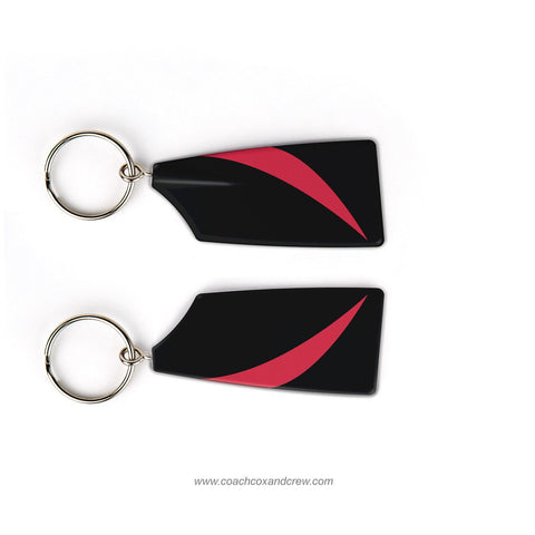 Palmetto High School Rowing Rowing Team Keychain (FL)