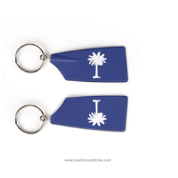 Palmetto Rowing Club Rowing Team Keychain (SC)