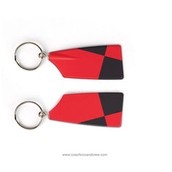 Parati Competitive Rowing Rowing Team Keychain (TX)