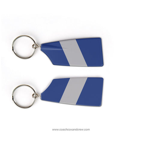 Passaic River Rowing Association Rowing Team Keychain (NJ)