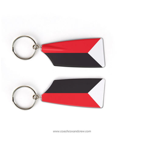 Peters Township Rowing Club Rowing Team Keychain (PA)