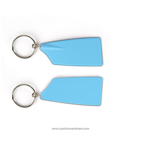 Philadelphia City Rowing Rowing Team Keychain (PA)