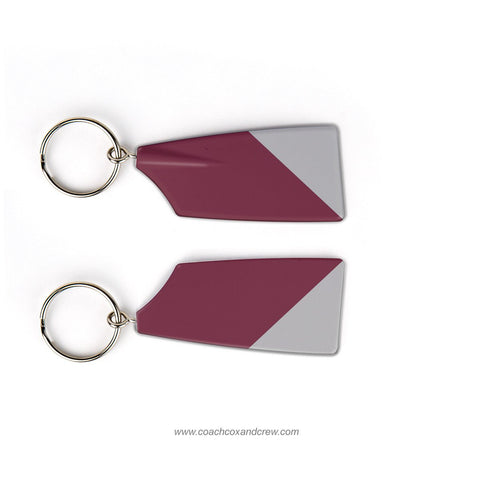 Phillips Exeter Academy-Boys Rowing Team Keychain (NH)