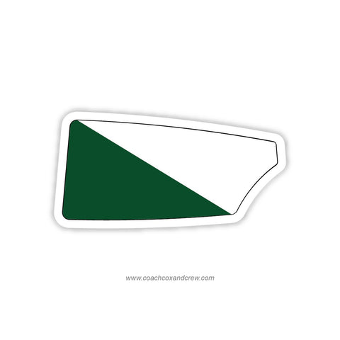 Pine Richland High School Oar Sticker (PA)