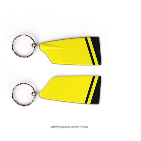 Plant High Rowing Association Rowing Team Keychain (FL)
