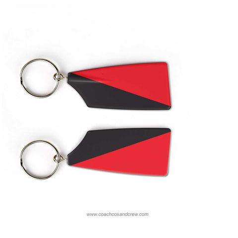 Pomfret School Rowing Team Keychain (CT)