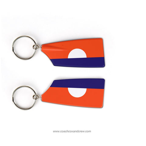 Portage Lakes Rowing Association Rowing Team Keychain (OH)
