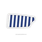 Poughkeepsie High School Oar Sticker (NY)