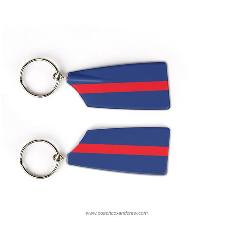 Princeton National Rowing Association Rowing Team Keychain (NJ)