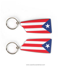 Puerto Rico National Rowing Team Keychain