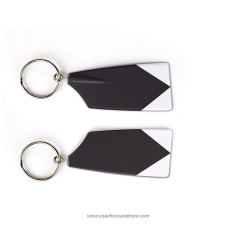 Radcliffe Crew Rowing Team Keychain (MA)