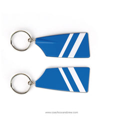 Raleigh Rowing Center Rowing Team Keychain (NC)