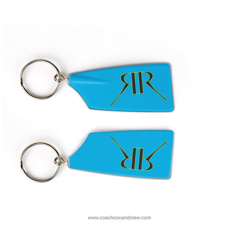 Resilient Rowing Club Rowing Team Keychain (VA)