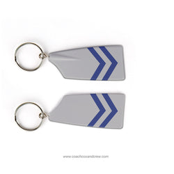 Rice University Rowing Club Rowing Team Keychain (TX)