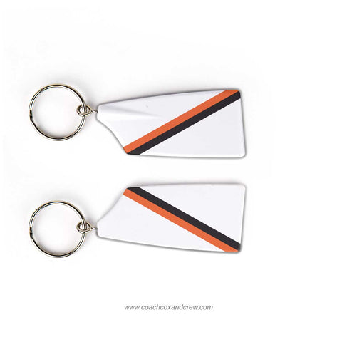 Ridley Graduate Boat Club Rowing Team Keychain (CAN)